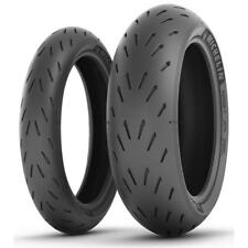 COPPIA PNEUMATICI MICHELIN POWER RS 150/60R17 + 110/70R17