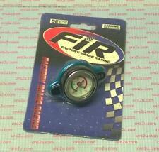 Suzuki RM 125 00-07 250 00-08 RADIATOR CAP Temp Indicator 2.0 BAR 29 PSI BLUE
