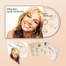 Christmas CD Single Britney Spears - My Only Wish (This Year)