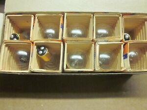 #1134 Miniature Bulbs 32CP 6 Volt  Westinghouse OEM