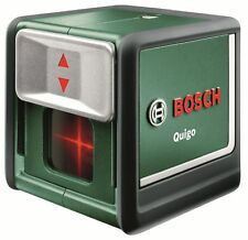 Bosch Quigo Self-levelling Cross-line Laser Level -