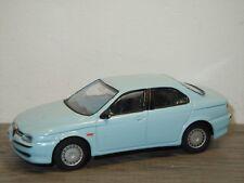 Alfa Romeo 156 Saloon - Bburago 1:43 *35923