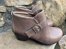 Sanita Boots 462401 Size 37 Boho Retro Comfy Casual Dress Great Condition