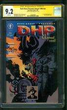 Dark Horse Presents Annual 1998 CGC 9.2 SS Mignola 1st Buffy Vampire Slayer