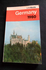 GERMANY LETTS GUIDE , 96 pages , year 1980