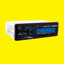 Autoradio 1DIN SD-Kartenslot/USB/MP3/Aux In/LCD Display/4x30W/Audio-Equalizer