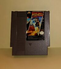 Back to the Future (Nintendo Entertainment System Nes, 1989) Cart Only Tested