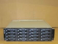 Dell EqualLogic PS6000XV Virtualized iSCSI SAN 9.6TB 16-Bay Storage Array