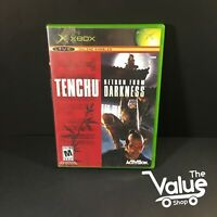 Tenchu: Return From Darkness (Microsoft Xbox, 2004)