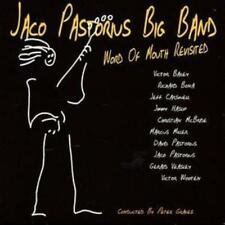 Jaco Pastorius Big Band : Word of Mouth Revised CD (2003) ***NEW***