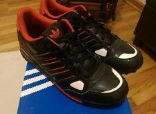 Adidas Men's ZX 750 10 US -Black, White & Red