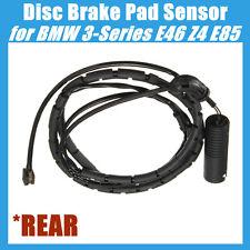 Rear Disc Brake Pad Sensor For BMW E46 E85 320i 323Ci 323i 325Ci 325i 328i Z4