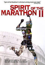 DVD: Spirit of the Marathon II, Jon Dunham. Good Cond.: Cliff Scott, Epiphanie N
