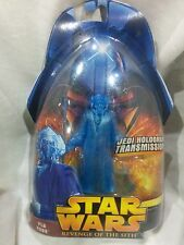 jedi master Plo Koon Hologram Star Wars Revenge of the Sith - 3.75 action figure