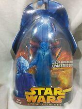 jedi master Plo Koon Hologram Star Wars Revenge of the Sith - 3.75 action figure