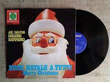 Buon Natale a Tutti - Joe Dalton Organo Hammond - Quadrifoglio Internati VDS 277