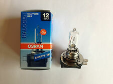 2 x OSRAM h9b 12v 65w lámpara lamp 64243 pgjy 19-5 made in Germany snap en Lite