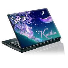 Laptop Calcomanía Vinilo Piel TaylorHe Personalizado Pegatina con tu nombre P22