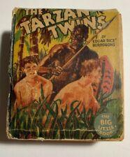 1925 Big Little Book The Tarzan Twins #770 TLC