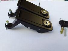 Lamborghini Diablo, Metal, Black Exterior Door Lock Handle W/ key (Replicas)