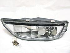 Glass Driving Fog Light Lamp w/Light bulb Driver Side for 2001-02 Corolla