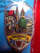Kitzbuhel Kitzbühel new shield hiking medallion badge stocknagel G9887