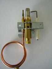Trident GAS FIRE CO PILOTA/OXY pilota assemblaggio LPG. anche su FEF ed essere moderno