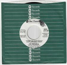 Soul Jazz Funk 45 / The Crusaders - Stomp And Buck Dance : Blue Thumb Wlp !