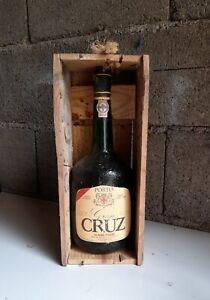 Magnum de porto Cruz 150 cl - 53 ans d'âge - Mis en bouteille au Portugal