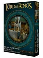 Rohan Watchtower and Palisades - Lord of the Rings Games Workshop - New! 30-48