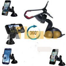 CAR WINDSCREEN SUCTION MOUNT HOLDER CLIP CRADLE FOR MOBILE PHONE PDA  NAV
