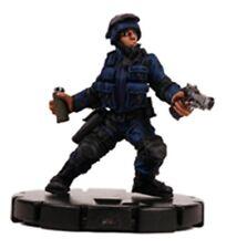 Heroclix Critical Mass - #011 SWAT heavy weapons