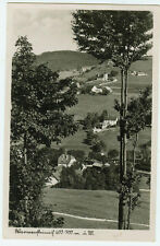 Alte Ansichtskarte Postkarte Warmensteinaich 1939
