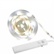 Sensor de movimiento LED luz de tira 39in movimiento sensible Inalámbrico Con Pilas