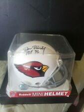 Dan Dierdorf Signed Mini Helmet- JSA Authenticated- NFL- HOF- STL Cardinals- COA