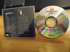 RARE ADV PROMO Air CD LateNightTales BLACK SABBATH Cat Power CURE Elliot Smith !