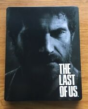 Video Game Last of US custom paint Iron disc box case for PS4 Xbox disk