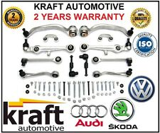 #16 mm CONTROL ARMS SET KIT FL Audi A6 C5 VW Passat B5 B5.5 A4 RS4 Skoda 2000+