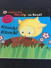"Ready To Read Ladybird Rhythm & Rhyme ""Knock Knock"" ISBN 9780723271536"