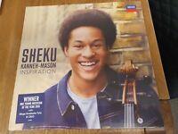 SHEKU KANNEH-MASON Inspiration LP VINYL RECORD New & Sealed