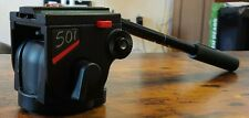 Manfrotto 501 Pro Video Fluid Head (Bogen 3433) with quick release plate
