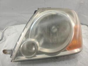 Driver Left Headlight XL-7 Fits 04-06 VITARA 1338289
