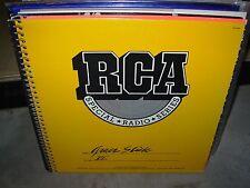 GRACE SLICK rca speacial radio series vol 6 ( rock ) insert - PROMO -