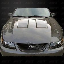 1999 2000 2001 2002 03 04 Ford Mustang T60 cobra style fiberglass hood body kits