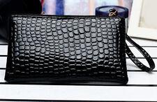 Fashion Women Leather Clutch Handbag Coin Purse Bag Mini Wallet Card Holder