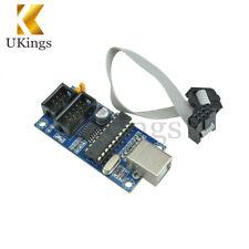 USBtinyISP USBTiny ISP Programmer Bootloader AVR USB 6Pin Cable for Arduino