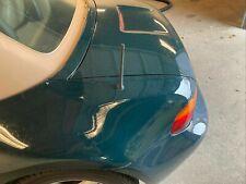 "7"" Short Black Antenna Mast Rod Radio AM/FM for BMW Z3 Z 3 1996-2002 Brand New"