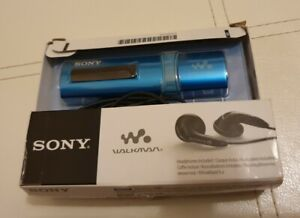 SONY NWZ-B183 Walkman Digital Music Player