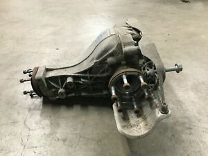 12 13 Audi A7 REAR DIFF DIFFERENTIAL AXLE CARRIER OEM 1155