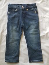 Infant Baby Boy's True Religion sweatpant Jeans Size 24 months NEW